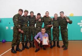 """военно-патриотическая игра """"патриот - 2016"""""""